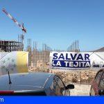 Salvar La Tejita preocupada ante las declaraciones del Concejal de Urbanismo que desconoce la legalidad de la construcción