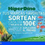 HiperDino lanza una campaña de verano con sorteos diarios