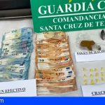 Desarticulan en La Palma varios puntos de venta de sustancias estupefacientes