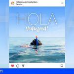 Turismo de Canarias amplía su presencia en Instagram con la apertura de perfiles en cinco nuevos idiomas