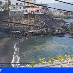 El PSOE de Stgo. del Teide pide que se investigue el episodio de vertidos en la playa de Puerto de Santiago