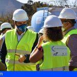 Stgo. del Teide pide que se aceleren las medidas para evitar los problemas de polvo con las obras del anillo insular
