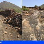 Stgo. del Teide | CC-PNC solicita se mejoren las vías de acceso a Las Arenas y la revisión de los almendros de Los Baldíos