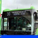 TITSA recupera el servicio de la línea 343, entre Costa Adeje y Puerto de la Cruz