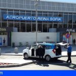 Más de dos horas a la intemperie esperando el resultado del test en el Aeropuerto Tenerife Sur