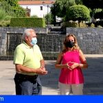 CC-PNC Vilaflor: «El Ayuntamiento no ha ejecutado ni un 5% de las obras en los depósitos de agua municipales»