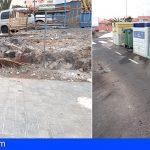 CC-PNC de Guía de Isora denuncia el abandono y la suciedad que presentan varias zonas del municipio