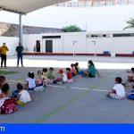 Santiago del Teide clausuró el Campamento de Verano 2021