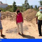 Vilaflor   CC-PNC denuncia la paralización y el retraso del proyecto de ampliación del Cementerio municipal