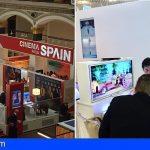 Canarias inicia su travesía por festivales y mercados para captar nuevos rodajes y promocionar la industria