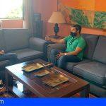 Cabildo y Arona abordan proyectos de cooperación municipal y vivienda