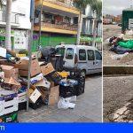 CC-PNC de Arona inicia una campaña de #fotosdenuncia para mostrar al abandono del municipio