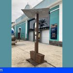 El Museo Elder desarrolla postes fotovoltaicos para la recarga de dispositivos móviles con acceso a WiFi