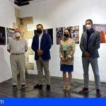 Arona acoge una exposición sobre la ciudad mauritana de Chinguetti
