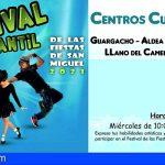 San Miguel te invita a participar en el festival infantil de las Fiestas Patronales