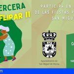 Los mayores de San Miguel también podrán participar en el festival de las Fiestas Patronales