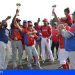 Suplentes, campeón de la I Final de la Liga Canaria de Softbol Modificado Mixto