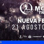 El actual nivel 3 en La Palma obliga a posponer la Full Moon Trail Naviera Armas al 16 de julio de 2022