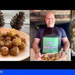 Juan Santana | Barbuzano | Codornices al Ajillo con Champiñones