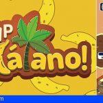 TAP TAP PLÁTANO, el juego interactivo Plátano de Canarias en el que los niños se convierten en agricultores
