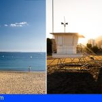 Arona conciencia a pie de playa a los bañistas sobre el impacto de los residuos en playas y océanos