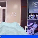 Canarias presenta el proyecto inmersivo de realidad virtual 'Respira', para vivir 'desde dentro' el Covid-19