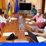 Fuerteventura participa en la red de colaboración policial con el Estado contra la Violencia de Género