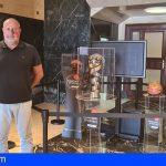 El Cabildo de Tenerife custodia el trofeo de la Supercopa ACB 2021 de baloncesto