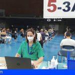 Canarias oferta la vacunación sin cita para quienes no hayan recibido la segunda dosis contra la COVID