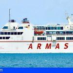 Fuerteventura   Naviera Armas refuerza el 16 de agosto la línea Playa Blanca – Corralejo