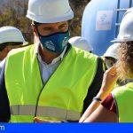Anillo Insular | Stgo. del Teide requiere el cumplimiento urgente de las medidas para minimizar el polvo en suspensión