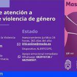 Canarias | El comienzo del verano registra un aumento de llamadas al 1-1-2 por violencia de género