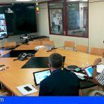 El comité científico del PEVOLCA mantiene la alerta de la actividad en Cumbre Vieja, en La Palma