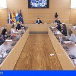 El Cabildo de Tenerife aprueba una declaración institucional de apoyo a la isla de La Palma