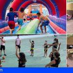 El PFAE-GJ San Miguel Dinamiza clausura su campamento de verano