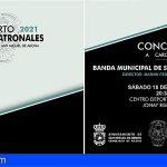 Concierto de la Banda de Música de San Miguel de Abona dentro de sus Fiestas Patronales