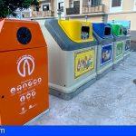 Adeje inicia la colocación de contenedores para el aceite usado doméstico