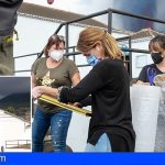 Retiran los bienes muebles de la Iglesia de San Nicolás en La Palma de forma preventiva