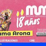 Arona   MUMES 2021 arranca mañana con un documental en el que Gloria Estefan descubre sus orígenes musicales afroamericanos