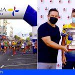 Arona dio la salida a la XXIV edición del Medio Maratón de Las Galletas 2021