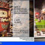 """""""Arte y Religiosidad en el período precolombino"""" en la Casa de El Capitán de San Miguel"""