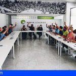 NC rechaza por unanimidad el puerto de Fonsalía y apoya resolver la congestión del tráfico de Los Cristianos