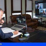 La Palma contará con el apoyo de los fondos de solidaridad de la UE ante los daños del volcán