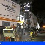 Los Cardones-Aeropuerto será el nuevo tramo de reasfaltado que el Cabildo ejecuta en la TF-1