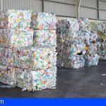 El empleo generado en el sector del reciclaje de envases crece en Canarias un 52%