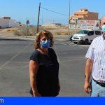 Granadilla prevé ejecutar en 2022 una rotonda en El Saltadero para mejorar la seguridad vial