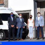 Stgo. del Teide | Presentada la nueva Unidad Técnica que prestará servicio en las pruebas automovilísticas de la provincia