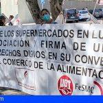 Sindicatos firman el convenio del Comercio de la Alimentación de Santa Cruz de Tenerife