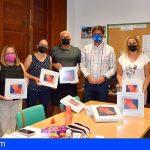 Ayto. de Santiago del Teide y La Caixa reparten 85 tablets para el alumnado de los centros educativos del municipio