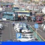Radio-Taxis de Arona apoya la posición del alcalde en defensa del puerto de Los Cristianos para la supervivencia del sector